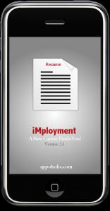iMployment iPhone App Splash Screen