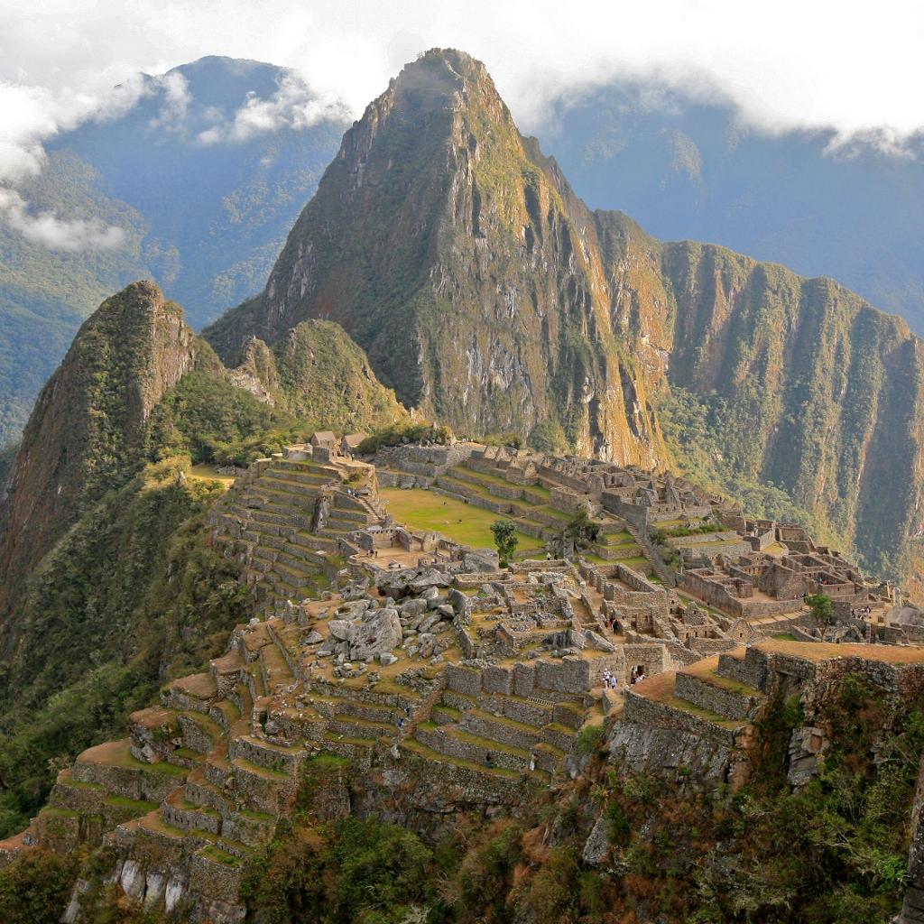 Machu Picchu iPad Background